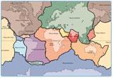 Ressource pour tableau interactif : Tectonique des plaques