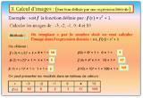 Ressource pour tableau interactif : Notion de fonction