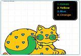 Ressource pour tableau interactif : Colours