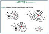 Ressource pour tableau interactif : Les spirales