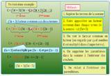 Ressource pour tableau interactif : Factorisations