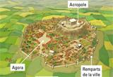 Ressource pour tableau interactif : Qu'est ce qu'une cité grecque ?