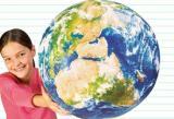Ressource pour tableau interactif : Quelques révisions géographiques (classe de sixième)
