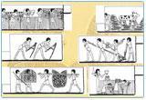 Ressource pour tableau interactif : Travaux des champs en Egypte sous l'antiquité.