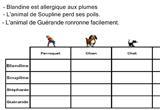 Ressource pour tableau interactif : Les problèmes (Partie 1)