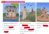 Ressource pour tableau interactif : Les origines de Rome