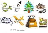 Ressource pour tableau interactif : Lecture : reconnaissance de mots (Partie 1)