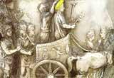 Ressource pour tableau interactif : César et la fin de la République