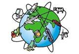 Ressource pour tableau interactif : Approche de la mondialisation (introduction)
