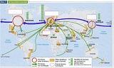Ressource pour tableau interactif : Les mobilités humaines