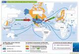 Ressource pour tableau interactif : Les Etats-Unis dans la mondialisation