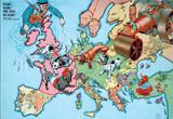 Ressource pour tableau interactif : L'Europe en 1914