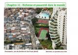 Ressource pour tableau interactif : Richesse et pauvreté dans le monde